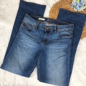 Kut from the Kloth Baby Bootcut Jeans 10